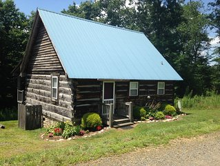 Crooked Road Cabin - Clean, Air-Conditioned, Near Wineries, Floyd, Hiking