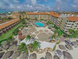 Casa del Mar Beach Resort, Aruba. Two bedroom at this resort on the beach!