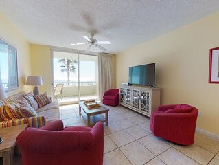 Sun and Sand this Summer! Come see the beach views at this condo!
