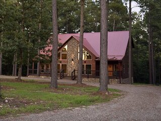 ~Where Else~ A Luxury Cabin For 12 Near Beavers Bend
