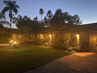 Family friendly 4 bedroom home 10 minutes from Disneyland