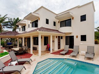 Casa Soleada -- Spacious Luxury Private Villa - Cook Included - Many Amenities