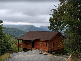 Awesome Views at High Elevations - 1 bedroom, 2 bath cabin