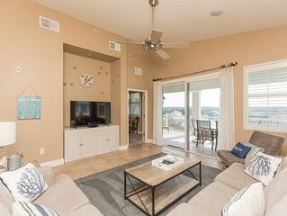 Top Floor Penthouse Corner Unit in Beautiful Cinnamon Beach - 1065!!