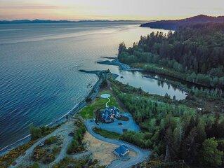 The Sea Lion Ocean Front Luxury Estate