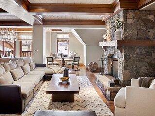 Ritz-Carlton Luxe Chalet | Mtn Views+5* Amenities