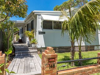 THE NIRVANA COTTAGE, Werri Beach, Gerringong - 4pm check out Sunday