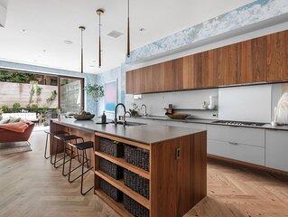 Modern 4,700 sqft, new luxury house in heart of Williamsburg