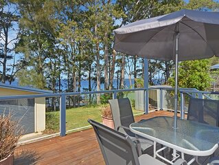 Blue Ripples - Blue Ripples is a lovely waterfront cottage.
