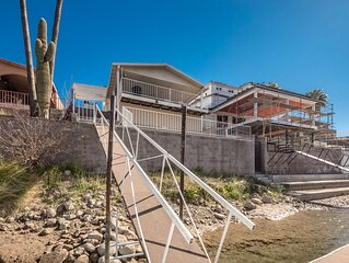 BEAUTIFUL RIVERFRONT HOME (1919) 3BD/2BA WITH ACCESS DOCK