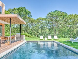 NEW PROPERTY: Modern Net Zero New Build with Pool Deck and Spacious Interior