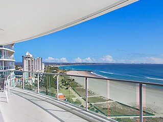 Reflections On The Sea Unit 1501  Amazing Ocean and Coastline views
