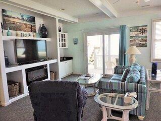 Pier Pointe West PW2B2- Beautiful Ocean Front 2 bedroom 2 bath condo