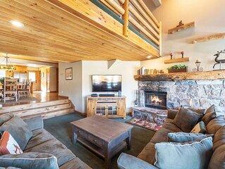Slopeside 4BR/4BA Park City Mountain Ski Home, Walk Everywhere, Open Layout, Pr