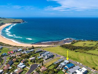 TASMAN DRIVE, Gerringong -  4pm check out Sundays!