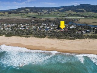 THE PACIFIC, Werri Beach, Gerringong - 4pm check out Sunday
