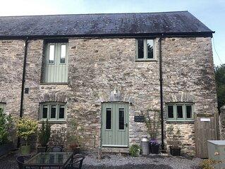 Two bedroom stone cottage near Dartmoor and Devon beaches