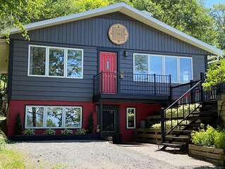 A cyclists paradise - A relaxing mountain getaway ! - Chimo Cottage