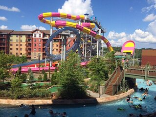 WIlderness Lodge Wyndham 2BR Water Parks Included