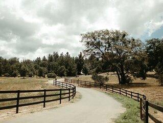 Sacred Mountain Retreat - Julian, CA