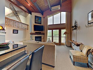 Slope Side Timberline Condominium Studio Loft #317