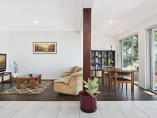 Hideaway in Coolangatta Granny flat style 1 bedroom with Wi-Fi included