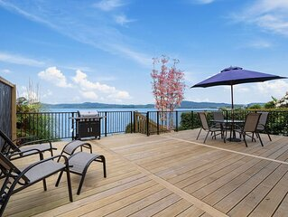 Piece of Paradise - Kawaha Point Holiday Home