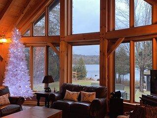 Beautiful Winter getaway * Hot Tub * Fireplace