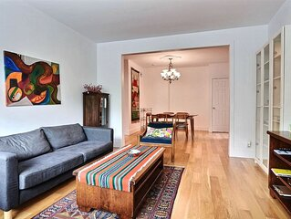 #109 Tastefully Renovated APT in Cote-des-Neiges
