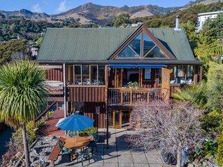 Pointers - Akaroa Holiday Home
