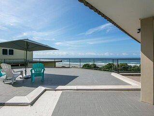 Romiaka 8 - views over the Pippi Beach