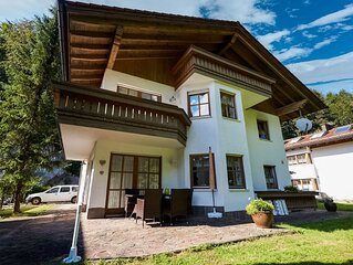 Apartment in Schönau am Königssee with covered terrace
