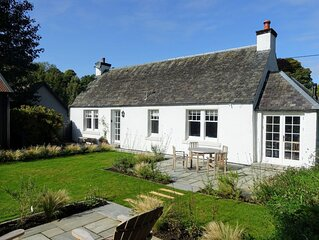 Luxurious cottage in the heart of Perthshire