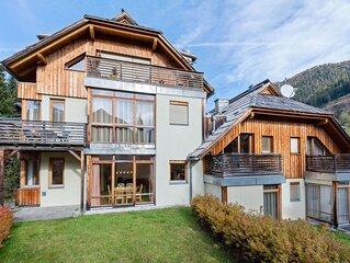 Fascinating Apartment in Bad Kleinkirchheim with Garden