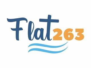 Flat 263, o melhor e mais completo do diRoma!