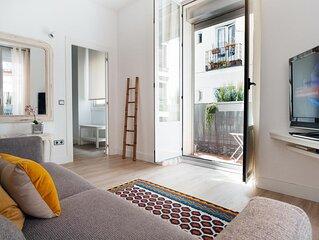 ATOCHA Apartment (1BR 1BT)