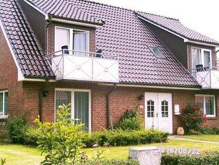 Ferienwohnung Büsum für 6 Personen mit 3 Schlafzimmern - Ferienwohnung in Ein- o
