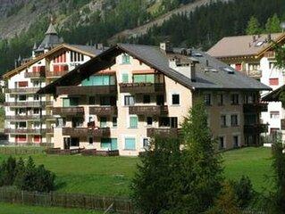Ferienwohnung Pontresina fur 3 - 5 Personen mit 1 Schlafzimmer - Ferienwohnung