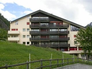 Ferienwohnung Zermatt für 2 - 4 Personen mit 1 Schlafzimmer - Ferienwohnung
