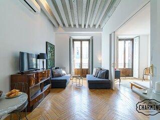 Charming Fuencarral I - Precioso Apartamento con Encanto