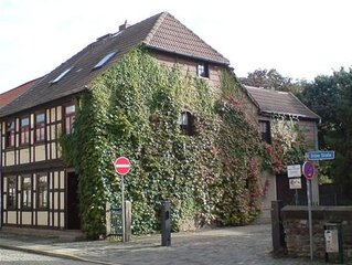Vacation home Wernigerode for 2 - 3 persons with 1 bedroom - Historical building