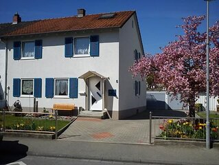 Ferienwohnung Konstanz für 4 Personen mit 2 Schlafzimmern - Ferienwohnung