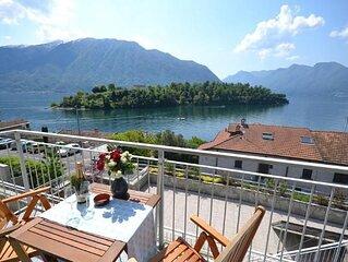 Ferienwohnung Ossuccio für 1 - 4 Personen mit 2 Schlafzimmern - Ferienwohnung