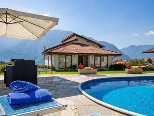 Ferienwohnung Villa Del Sole (LNX150) in Lenno - 7 Personen, 3 Schlafzimmer