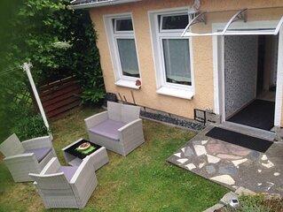 Ferienwohnung Wernigerode für 2 - 3 Personen mit 1 Schlafzimmer - Ferienwohnung