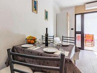 Ferienwohnung Pjescana Uvala für 1 - 4 Personen mit 2 Schlafzimmern - Ferienwohn