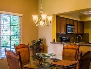 Great condo with beautiful view on golf course