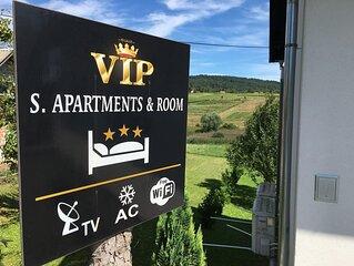 VIP studio apartments & room Plitvice Lakes