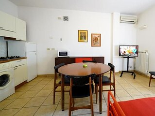 Vacation home Lido degli Estensi for 5 - 7 persons with 2 bedrooms - Holiday ap