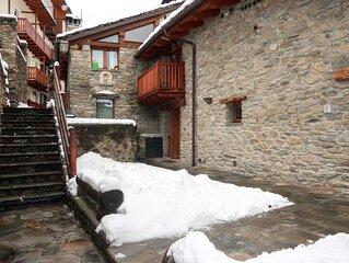 Ferienwohnung Chalet Marta (CMU400) in Courmayeur - 5 Personen, 2 Schlafzimmer